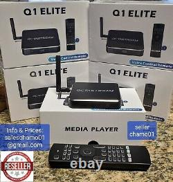 2021 Octastream Q1 Elite With 7 Days Playback New Seal Package Same Day Shipping