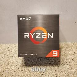 AMD Ryzen 9 5950X Processor (16-core, 4.9 GHz) Ships Same Day Fast