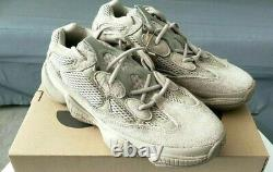 Adidas Yeezy 500 Taupe Light GX3605 Size 10.5 FREE SHIPPING! SHIPS SAME DAY