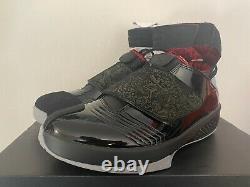 Air Jordan 20 XX Stealth US 8.5 Black 2015 retro Nike DS 4,5,6 same day shipping
