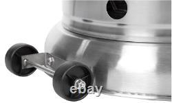 Amazon Basics Commercial Propane 46,000 BTU Outdoor Patio Heater! SHIPS SAME DAY