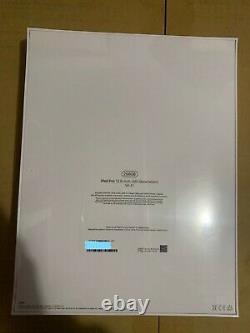 Apple iPad 2020 Pro 4th Gen. 256GB, Wi-Fi, 12.9 in Silver Ships Same Day-NIB