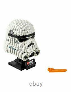 BRAND NEW LEGO Star Wars 75276 Stormtrooper Helmet SAME DAY SHIPPING