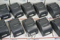 EPSON TM-U220B Ethernet Interface POS Printer 180day Warranty Same Day Shipping