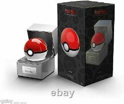 FREE SAME DAY SHIP Pokemon Poké Ball Die-Cast Replica Wand Company Pokeball