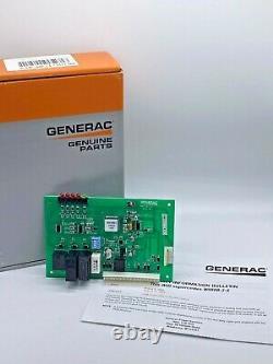 GENUINE GENERAC 0D86150SRV Control Board SAME DAY SHIPPING