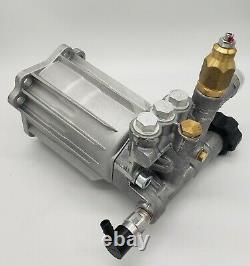 Genuine Generac 0K1663 Axial Pressure Washer Pump 0H9565 FAST SAME DAY SHIPPING