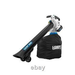 Hart Hlvc011 Leaf Vacuum Kit 40v. Cordless-brand New In Box Ships Same Day