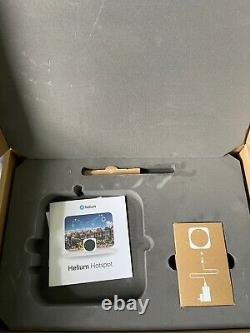 Helium Hotspot HS1 IN HAND SAME DAY SHIPPING HNT Crypto Miner US/CAN 915mhz