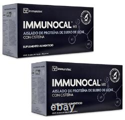 IMMUNOCAL CLASSIC (2 BOXES) by IMMUNOTEC. FREE SAME DAY SHIPPING
