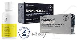 Immunocal Platinum + Immunocal Classic + 1 K-21 Concentrate SAME DAY SHIPPING