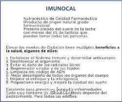 Imunocal + Imunocal Platnum Bundle. Glutation Precursor. Free Same Day Shipping