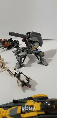 LEGO 7869 Battle for Geonosis Lot SAME DAY SHIPPING