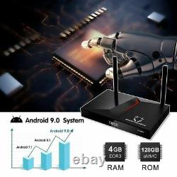 MonsterBox X1 Max Iptv Android, Same Day Shipping