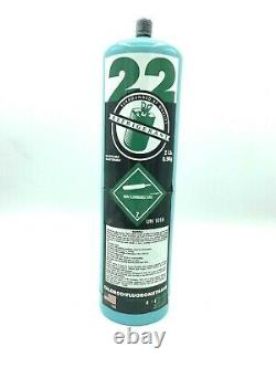 New R-22 Refrigerant SEALED 2 LBS. (32 ounces) FREE SAME DAY SHIPPING