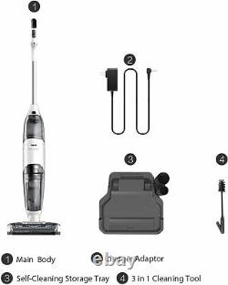 New Tineco iFLOOR Cordless Wet Dry Vacuum Cleaner and Mop Same Day Ship
