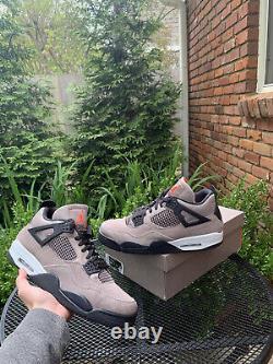 Nike Air Jordan Retro 4 Taupe Haze (DB0732-200) Size 14 Ships Same Day