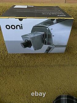 Ooni Gas Burner for Ooni 3 & Ooni Karu Pizza Oven Ships Same Day