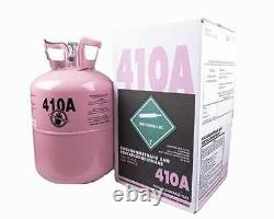 R410A 25 lbs. Refrigerant FACTORY SEALED SAME DAY Shipping by 3pm