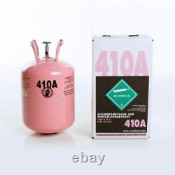 R410A 5 lbs. Refrigerant Brand new factory sealed FREE same day shipping by 3 pm