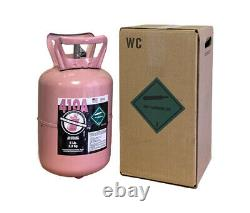 R410A Refrigerant FACTORY SEALED 5 LBS. FREE SAME DAY Shipping by 3pm