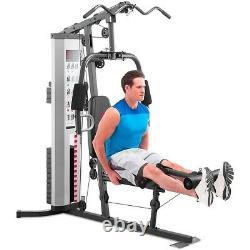 SHIPS SAME DAY Marcy Pro MWM-988 Home Gym System 150 Pound