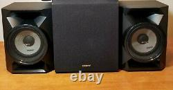 SONY SA-CS9 70W Powered Subwoofer & 2 Speakers SAME DAY SHIPPING Home theater