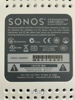Sonos ConnectAMP S2 Modern Gen 2 Same-Day Shipping