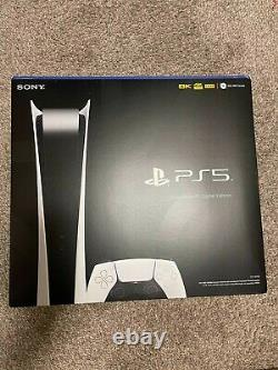 Sony PS5 PlayStation 5 Digital Video Game Console FAST SHIPPING SAME DAY