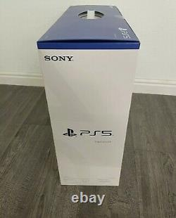 Sony Playstation 5 Disc Edition- In Hand Ships Out Same DayBRAND NEW (PS5)