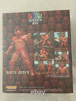 Storm Collectibles Death Adder Golden Axe 110 Figure In Stock Same day Ship