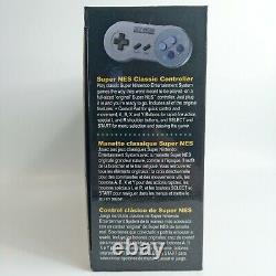 Super NES Classic Edition Console Mini READ BELOW Free Same Day Shipping