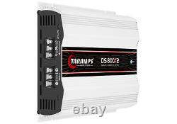 Taramps Ds 800x2 2ohm Class D Amplifier Ships Same Day From Ohio