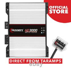 Taramps HD 3000 1 Ohm Amplifier 3000 Watts RMS 1 Channel SAME DAY SHIPPING