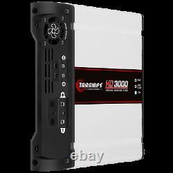 Taramps Hd3000 1 Ohm 3000 Watts Amplifier -usa Dealer Same Day Shipping