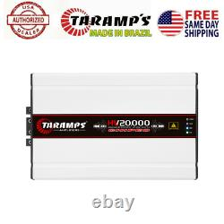 Taramps Hv 20000 Watts Chipeo Amplifier High Voltage Us Dealer Same Day Shipping