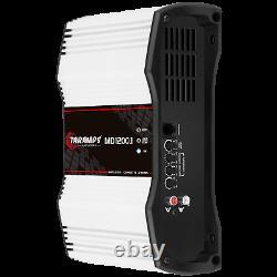 Taramps MD 1200.1 Amplifier 2 Ohms 1200w Rms USA Dealer Same Day Shipping