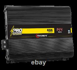 Taramps Procharger 60a Power Supply/battery Charger USA Dealer Same Day Shipping
