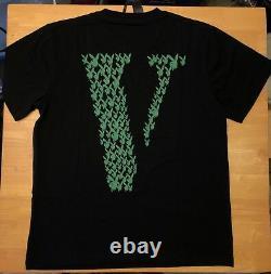 Vlone x Playboi Carti Green T-shirt Size S-XL Ships Same Day
