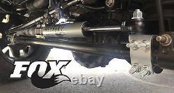 2007-2018 Jeep Wrangler Jk Fox 2.0 Stabilisateur À Double Direction Ifp Pour Kits De Levage