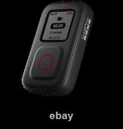 2x Gopro Battery Adbat-001 + Gopro Remote Pour Gopro Hero9 Marchandises Du Même Jour
