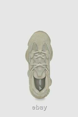 Adidas Yeezy 500 Taupe Light Gx3605 Taille 10.5 Livraison Gratuite! Navires Le Meme Jour