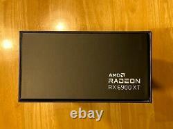 Amd Radeon Rx 6900 Xt Reference Graphics Card Bnib Scellé Le Jour Même Expédition