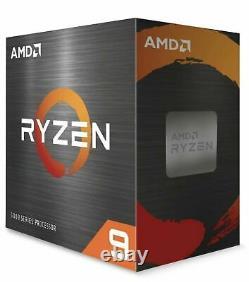 Amd Ryzen 9 5950x Processeur (16-core, 4,9 Ghz) Navires Le Même Jour Fast