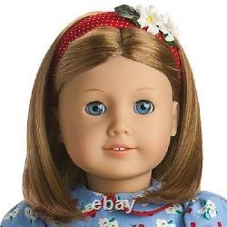 American Girl Emily Doll Et Book Amie De Molly Doll Même Jour