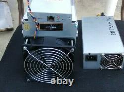 Antminer L3+ 505 Asic Avec HP Psu, Livraison Gratuite Le Même Jour Navire