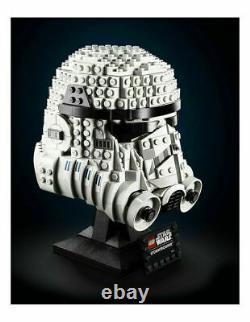Brand New Lego Star Wars 75276 Casque Stormtrooper