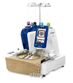Brother Persona Prs100 Prs 100 Embroidery Machine Brand New Navires Le Même Jour
