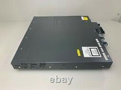 Cisco Ws-c3560x-48pf-l 48 Port Poe+ Interrupteur Gigabit Même Jour