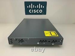 Cisco Ws-c3750v2-48ps-s 48 Port Poe Switch 1 Yr Warranty Meme Jour